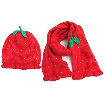 Scarf Baby Hats