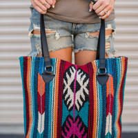 Southwestern Carpet Handbags