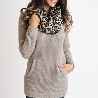 Fall's Favorite Tunic Sweater