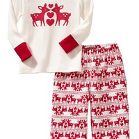 Holiday PJ Sets for Baby