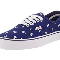 Vans Unisex Authentic (MLB) Cubs Skate Shoe