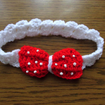 CROCHET HEADBAND Pattern BABYS headband pattern Girls headband pattern  Download pattern Pdf Baby girl head band Bow headband Pdf