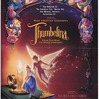 Thumbelina Poster Movie B 27x40