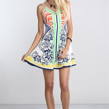 Fit in Flare Dress