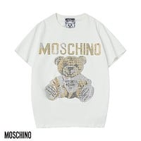 Moschino Woman Men Fashion Tunic Shirt Top Blouse