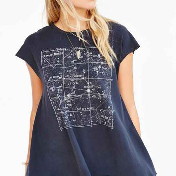 Future State Star Map Tee