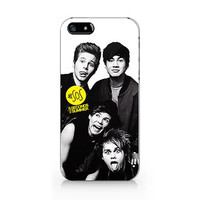 N-172-5SOS takes a selfie iphone 4 case iphone 4s case 5SOS iPhone 5 Case iPhone 5s Case 5SOS Samsung Galaxy S4 Case