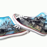Pierce The Veil Converse