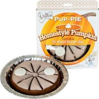 The Lazy Dog Cookie Co. Original Pup-PIE Dog Treat, Homestyle Pumpkin