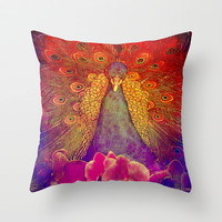 :: Happy Hour ::  by GaleStorm and Ganech Joe Throw Pillow by GaleStorm Artworks
