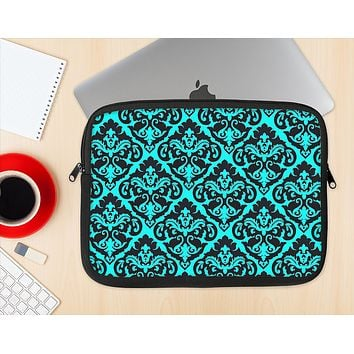 The Delicate Pattern Blank Ink-Fuzed NeoPrene MacBook Laptop Sleeve