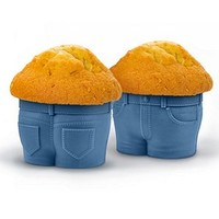 Muffin Tops Baking Cups | Kitchen Novelty | Tableware | Z Gallerie