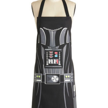 ModCloth Quirky Darth Baker Apron