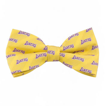Los Angeles Lakers NBA Bow Tie (Repeat)