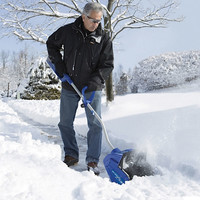 The Rechargeable Snow Shovel