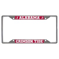 Alabama Crimson Tide License Plate Frame (Ala Team)