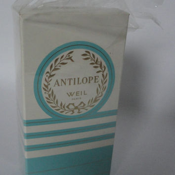 Weil Antilope Lotion 60ml  2oz, Rare!