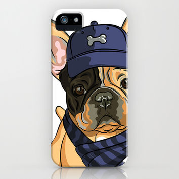 Cute puppy iPhone & iPod Case by JuliaTush