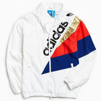 adidas X UO Track Windbreaker Jacket | Urban Outfitters