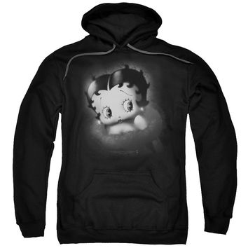 Betty Boop - Vintage Star Adult Pull Over Hoodie