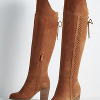 Statement Adventurous Amble Boot
