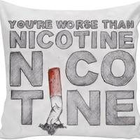 Panic At The Disco: Nicotine