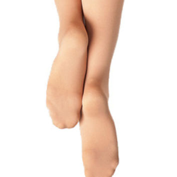 Capezio 1815X/C Ultra Soft Footed Tights - Child - CLOSEOUT