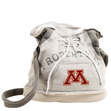 Minnesota Golden Gophers NCAA Property Of Hoodie Duffel