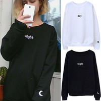 Night Or Day Pullover