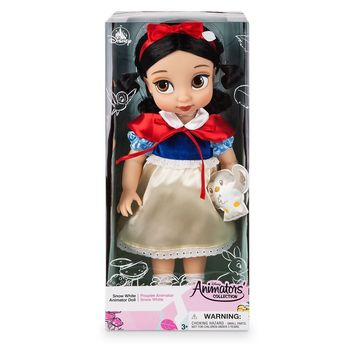 Disney 2019 Animators' Collection Snow White with Dove Doll New with Box