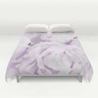 Peony Duvet Cover by KJ Designs