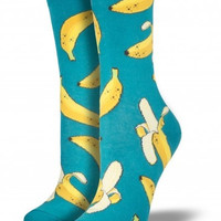 EMERALD BANANA SOCKS
