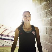 Alex Morgan 24X36 Poster - 2012 London Women's Soccer Olympian #05