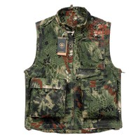 Hunting/Tactical Python Pattern Camouflage Vests