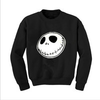 Nightmare before christmas long sleeve shirt