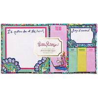 Lilly Pulitzer Lilly´s Lagoon Sticky Note Set | Dillards