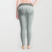 Icicle Leggings by Brains Are Pretty - Caroline Okun