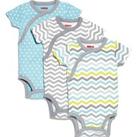 Infant Boy's Skip Hop Bodysuits (Set of 3)