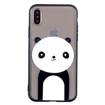 Giant Panda Shape iPhone Cellphone Case