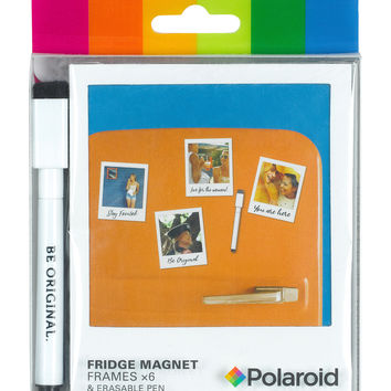Magnetic Frames with Pen (Set of 6)