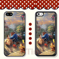 Beauty & the Beast Belle Single Protective Case For by XTime on Zibbet