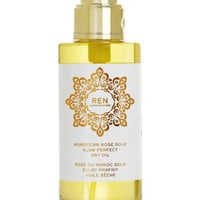 Ren Skincare - Moroccan Rose Gold Glow Perfect Dry Oil, 100ml
