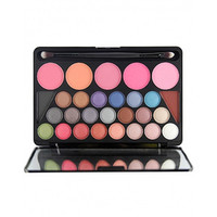 New Makeup Blusher Eyeshadow Palette Full Color Palette Beauty Eye Shadow Set