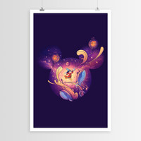 Enkel Dika's Beyond Your Imagination POSTER