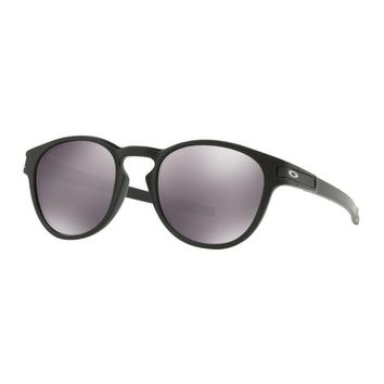 Oakley Glasses Latchmatte Blackprizm Black