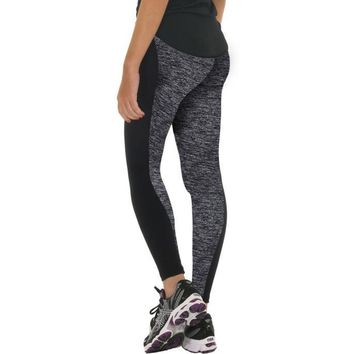 Fitness Compression Workout Leggings