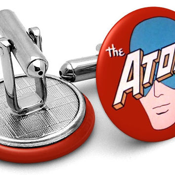 Atom DC Comics Cufflinks