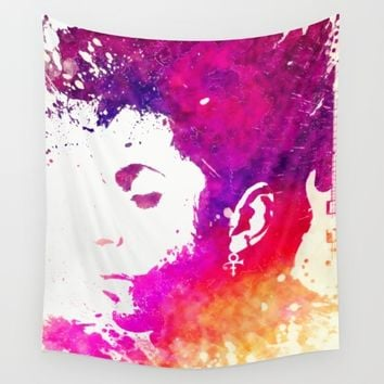 Prince Wall Tapestry by GreatArtGallery