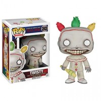 American Horror Story Pop! Vinyl Figure - Twisty The Clown : Forbidden Planet