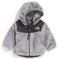 The North Face Oso Fleece Hooded Jacket (Baby Boys) | Nordstrom